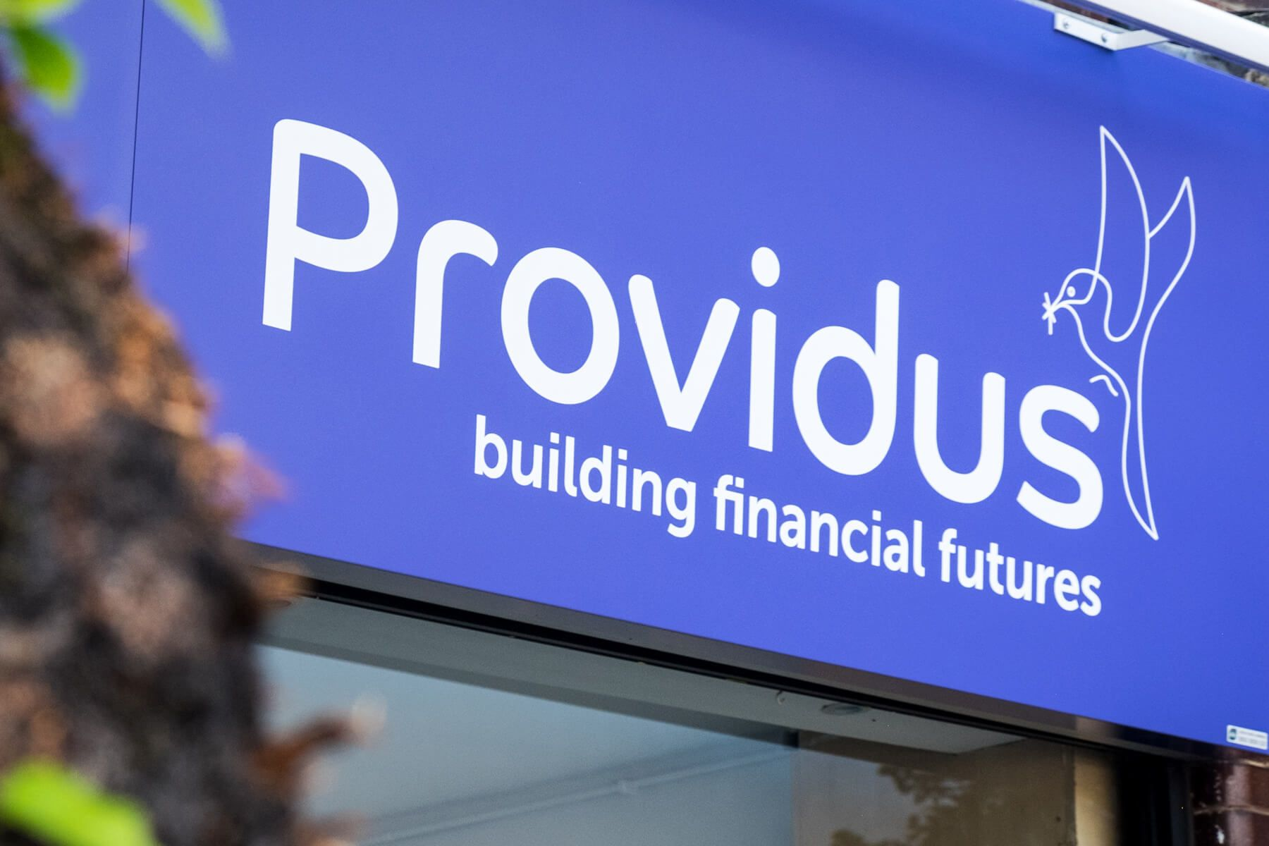 Providus Financial / Building futures through a brand aligned to financial assurance